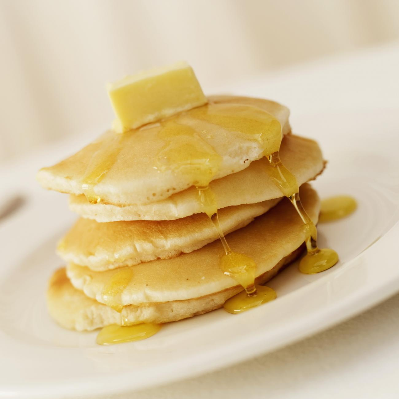 Recipe for Buttermilk Pancakes