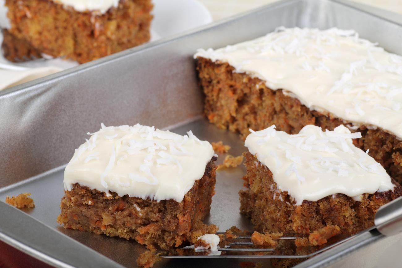 Recipe for The Best-Ever Carrot Cake