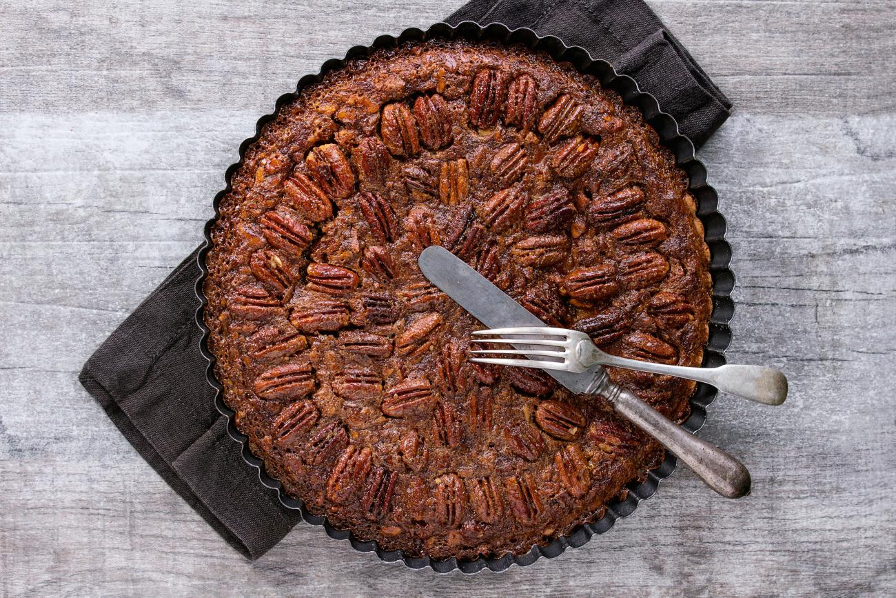Recipe for Carrot Pecan Pie