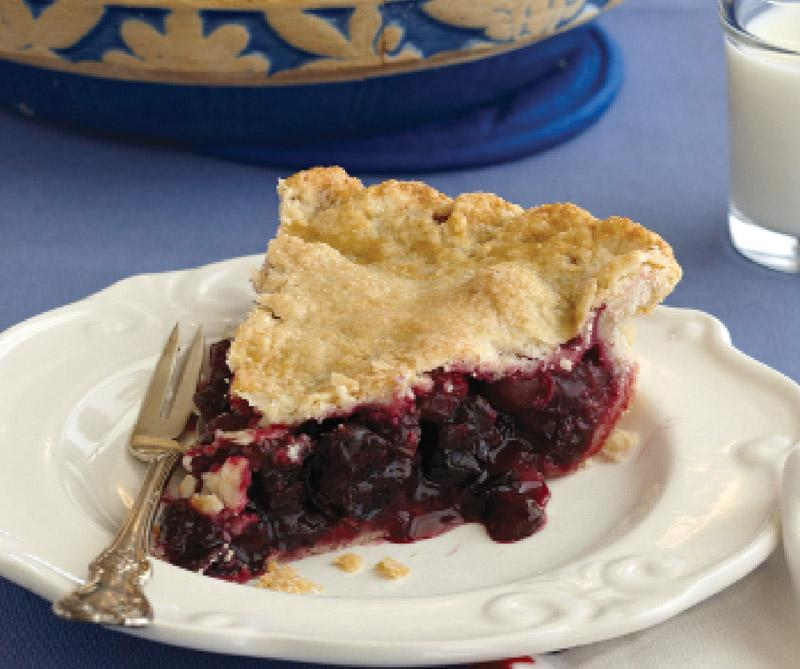Recipe for Cherry Berry Pie
