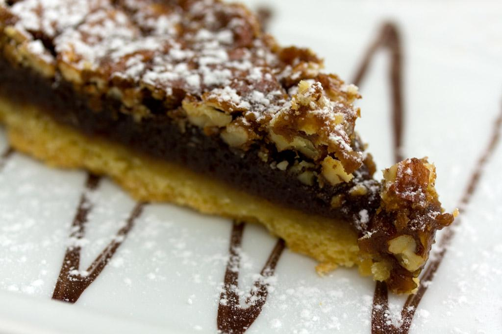 Recipe for Chocolate Pecan Pie