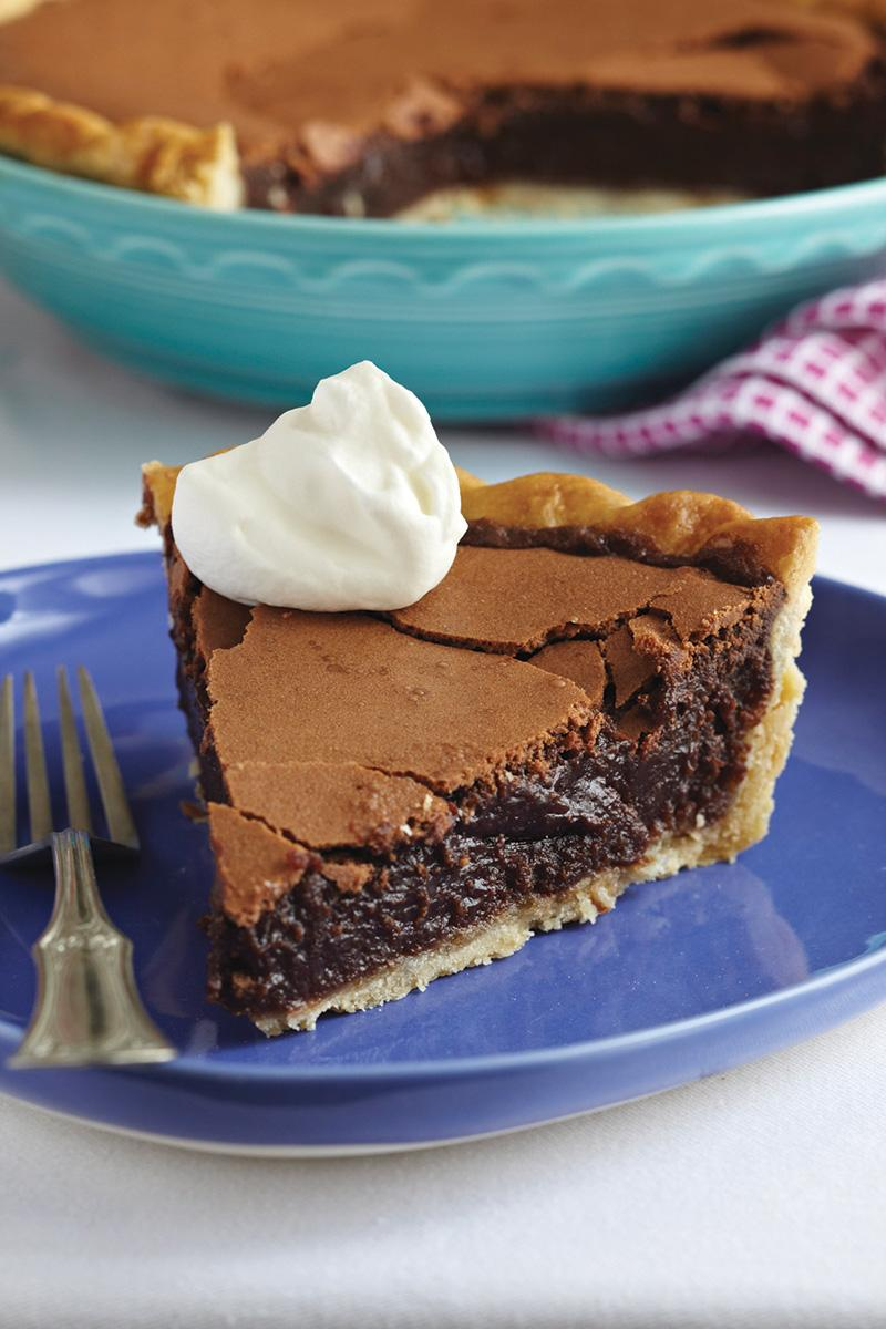 Recipe for Chocolate Chess Pie