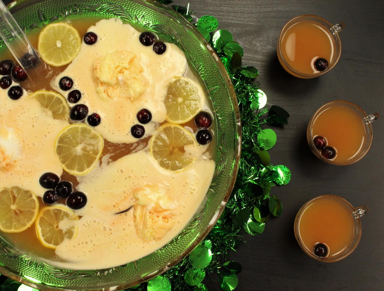 Recipe for Christmas Punch