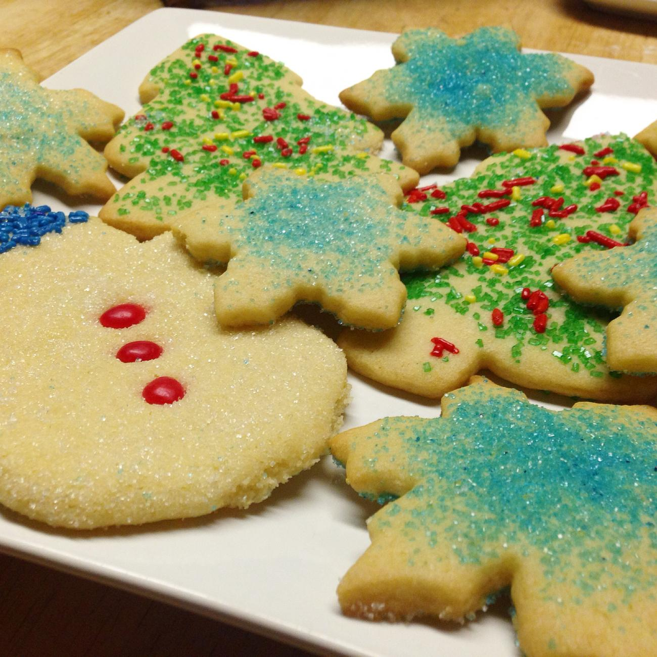 recipe for christmas cookies - Recipe For Christmas Cookies
