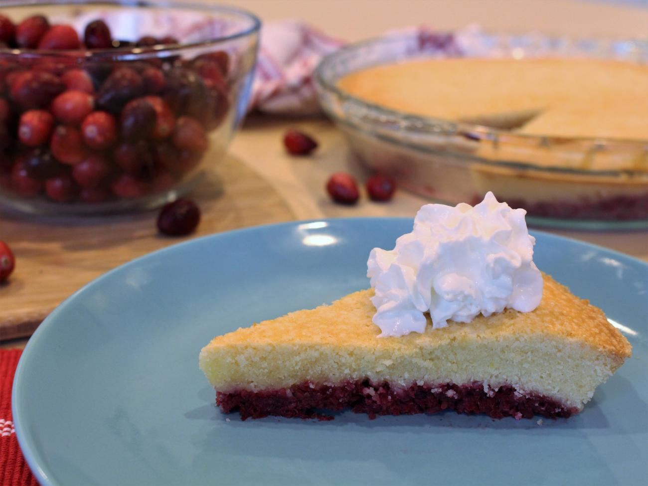 Recipe for Cranberry Pie