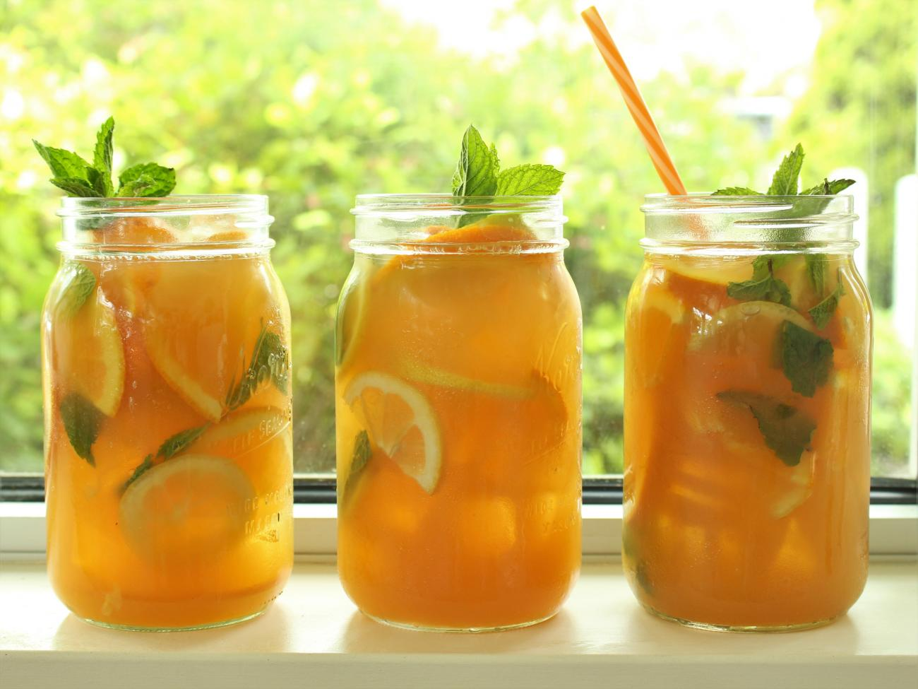 Recipe for Dog Days Iced Tea