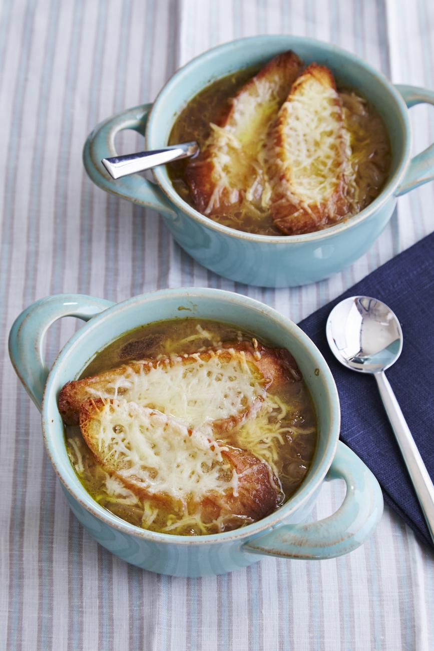 Recipe for Slow Cooker French Onion Soup