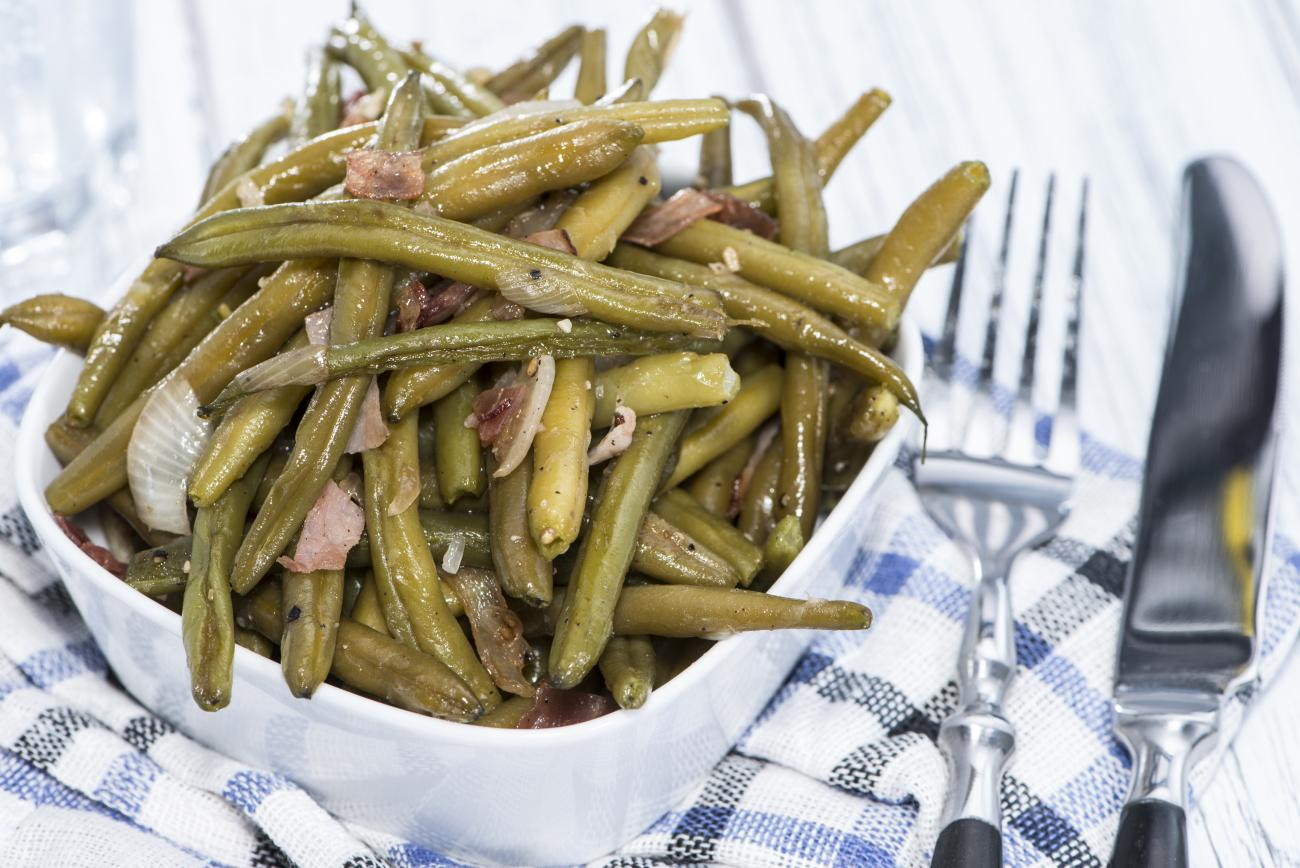 Recipe for Green Bean Salad