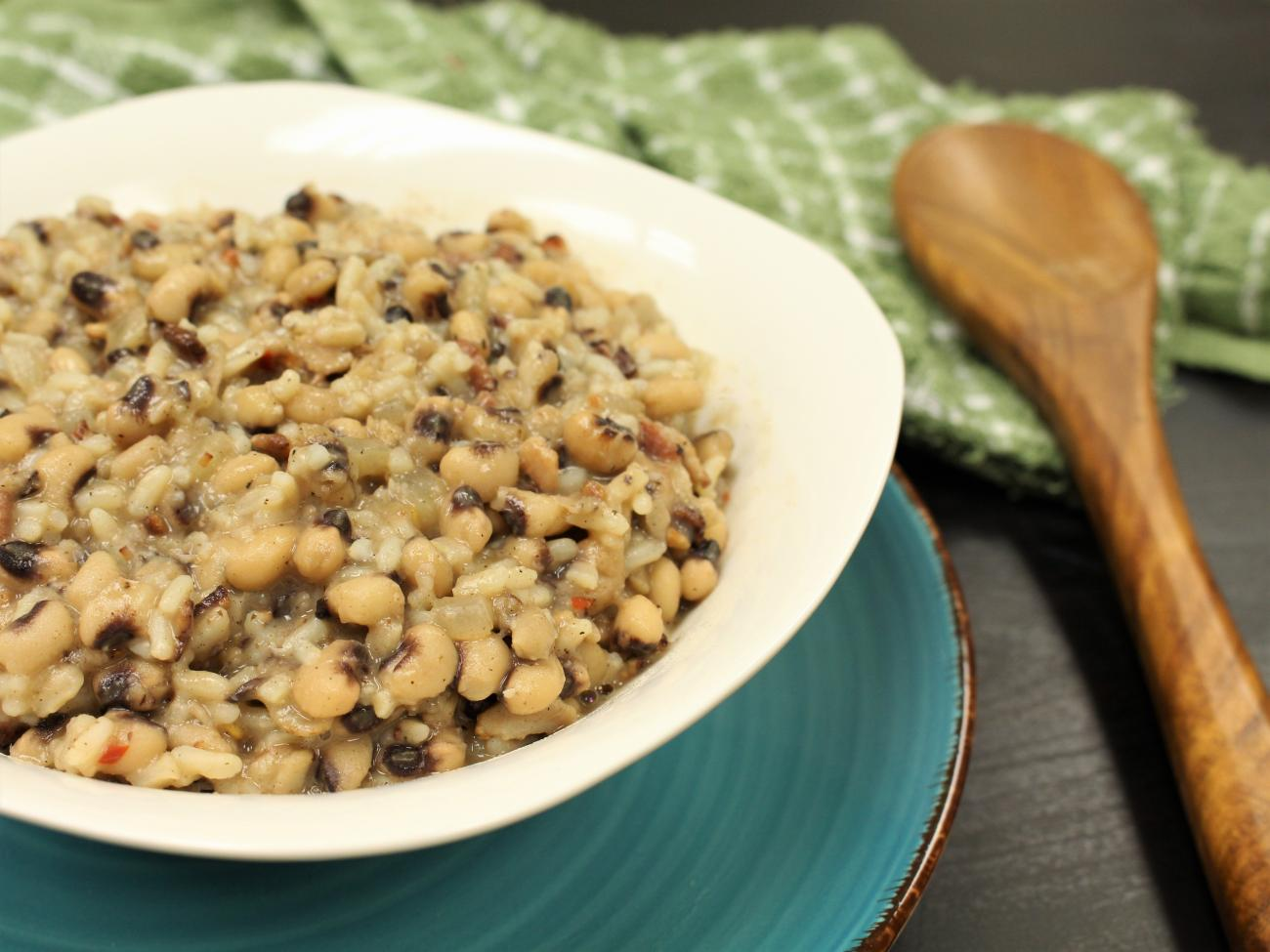 Recipe for Good Luck Hoppin' John