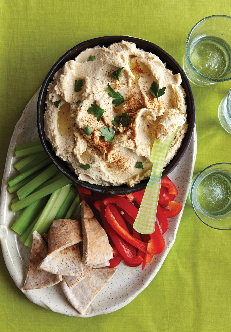 Recipe for Hummus