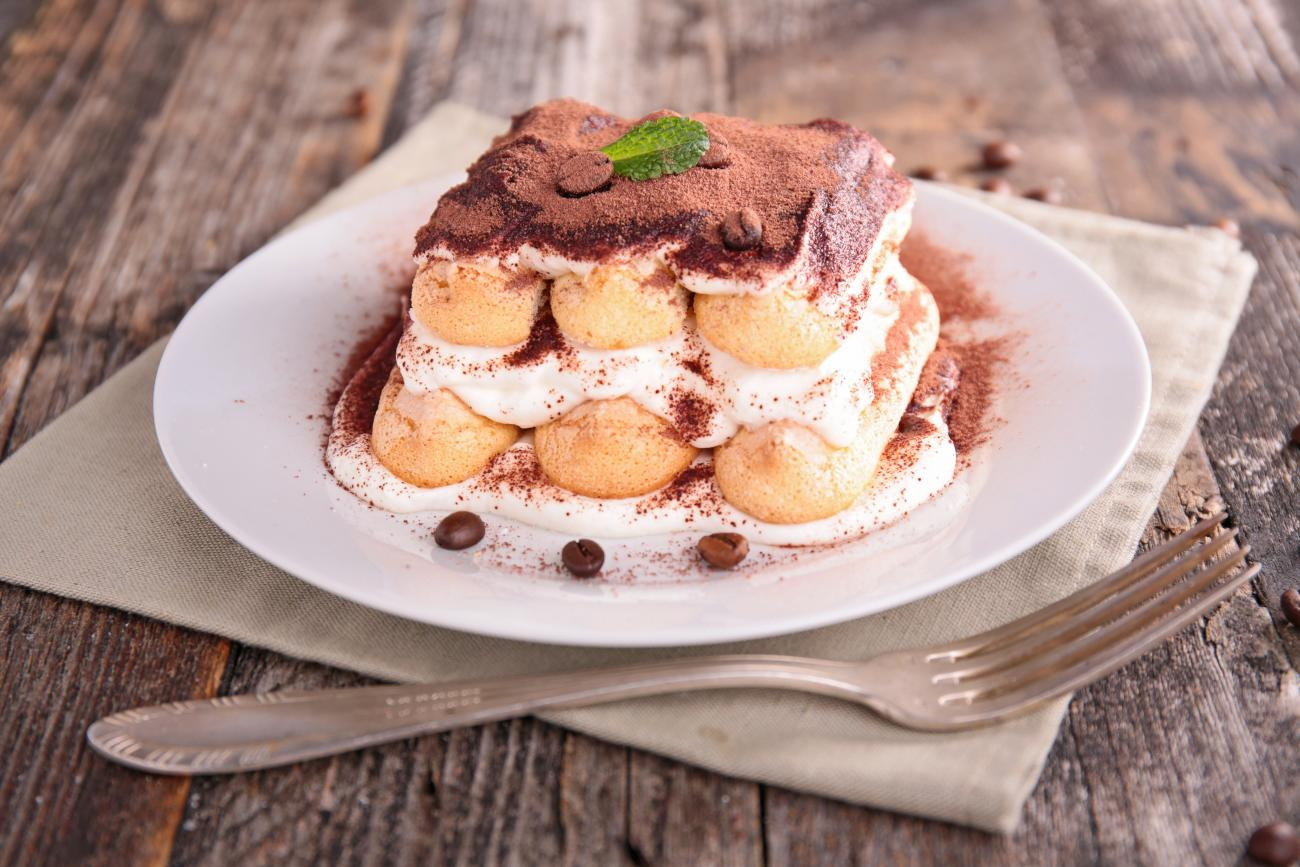 Recipe for Icebox Tiramisu