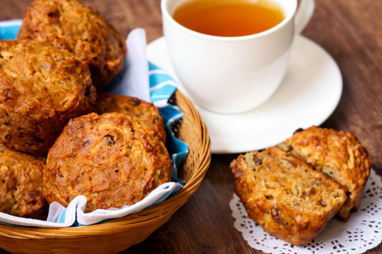 Recipe for Morning Glory Muffins