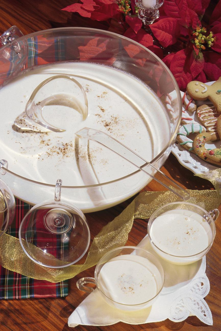Recipe for Eggnog (non-alcoholic)