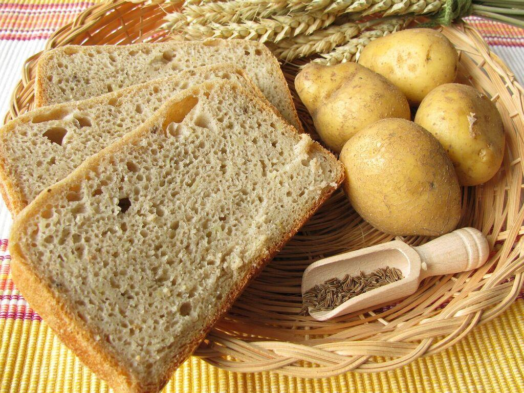 Recipe for Potato Bread