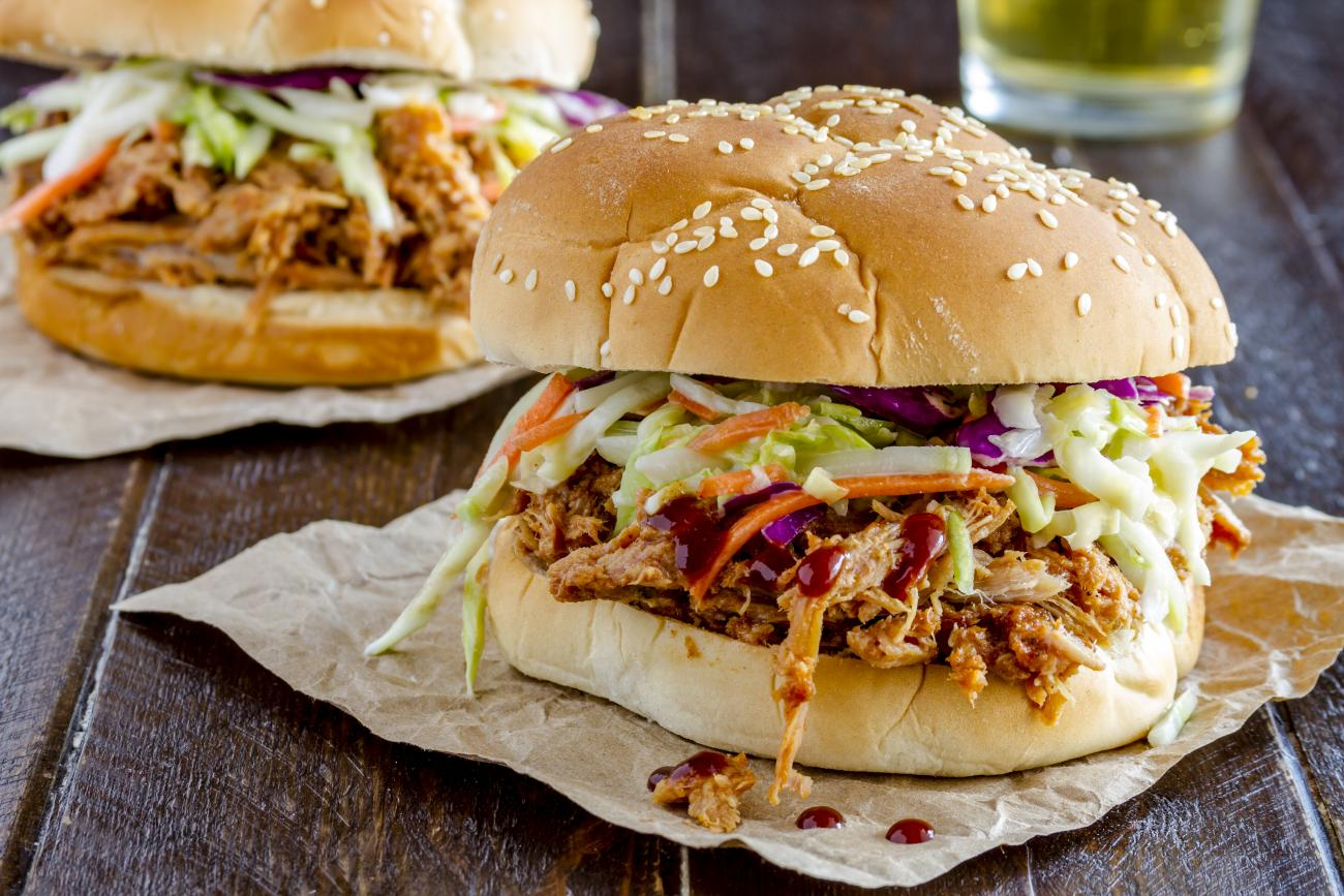 Recipe for Pulled Pork Sandwiches