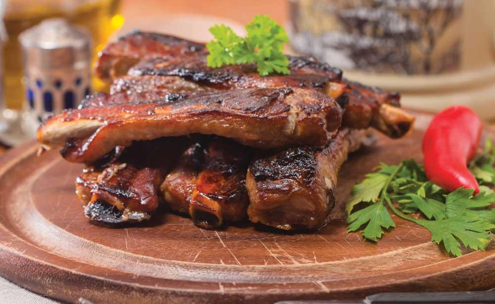 Recipe for Country-Style Root Beer–Glazed Ribs