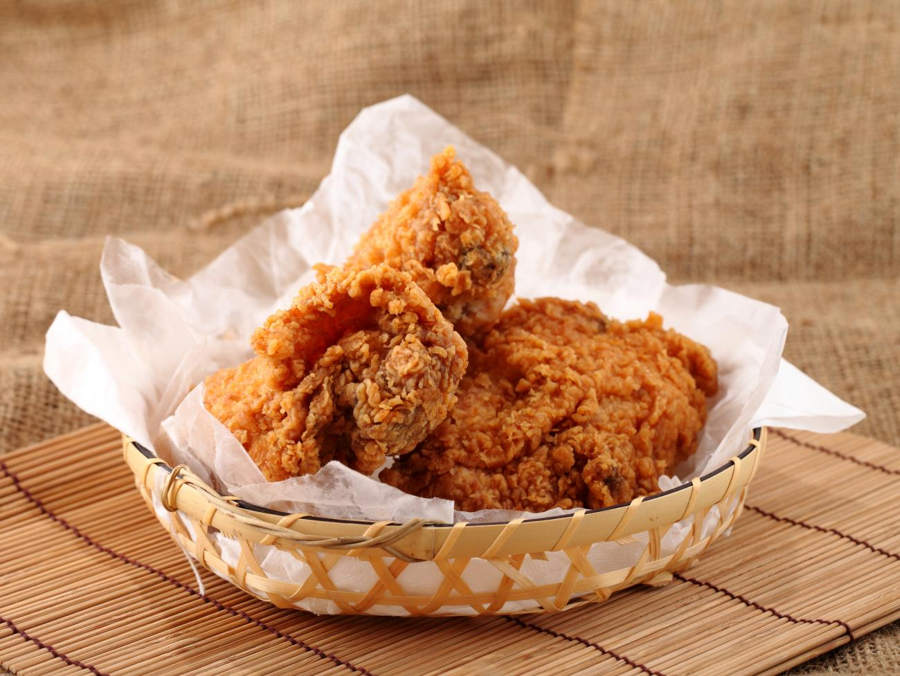 Recipe for Fried Chicken Recipe | First Prize 1998