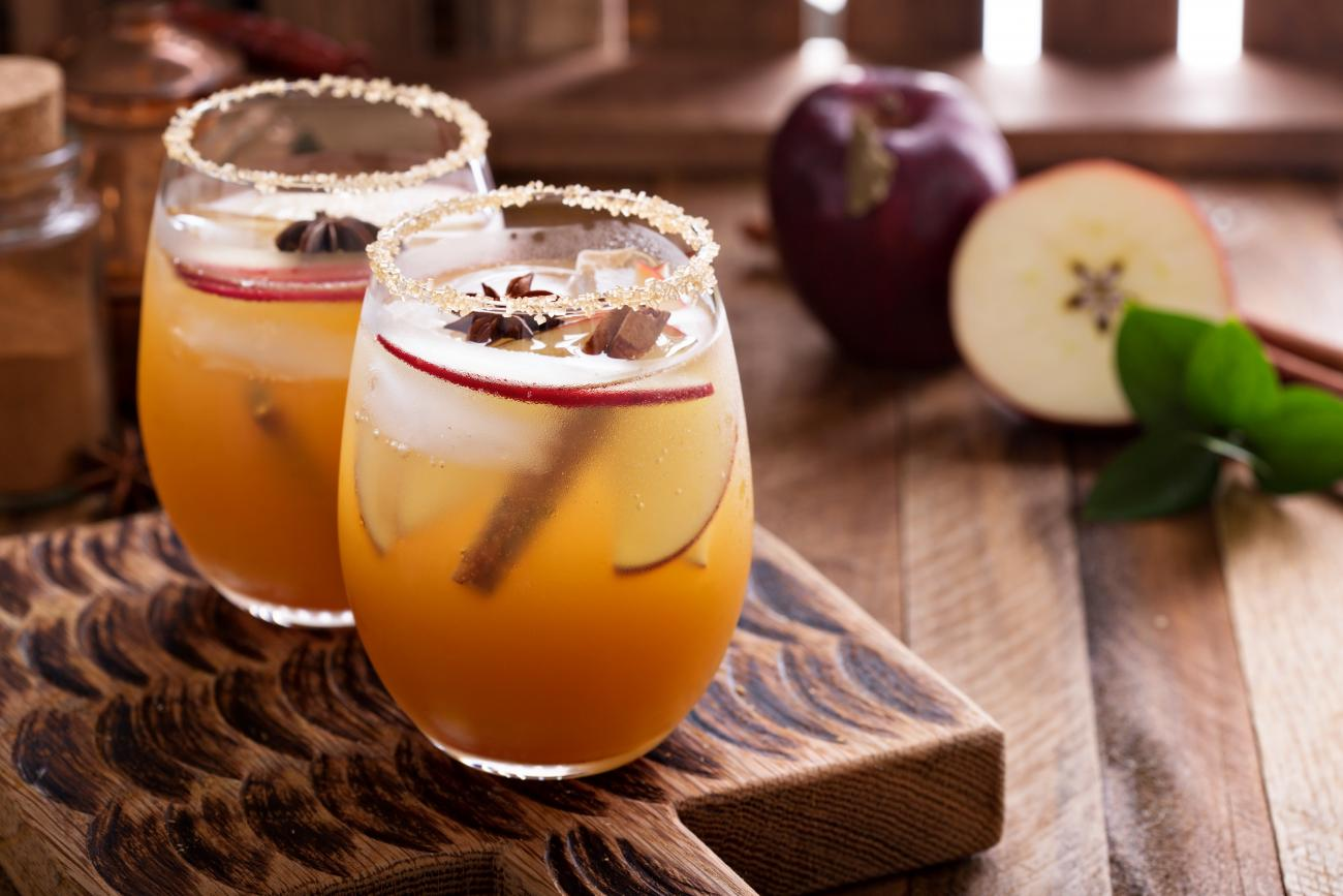 Recipe for New Year Punch