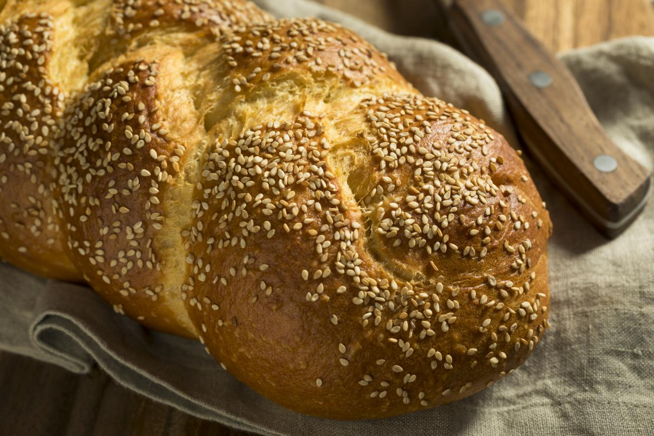 Recipe for Challah