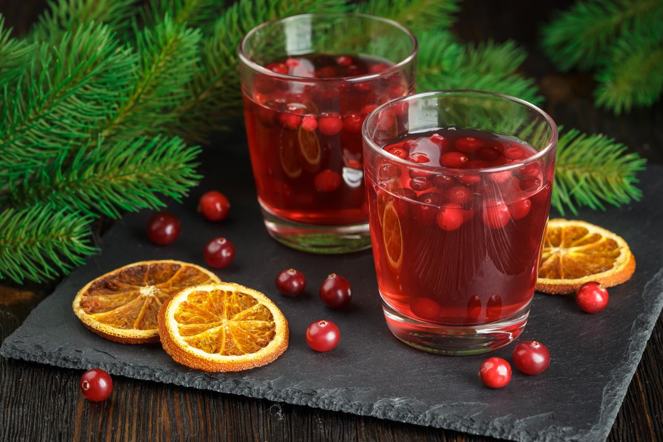 Recipe for Cranberry Punch