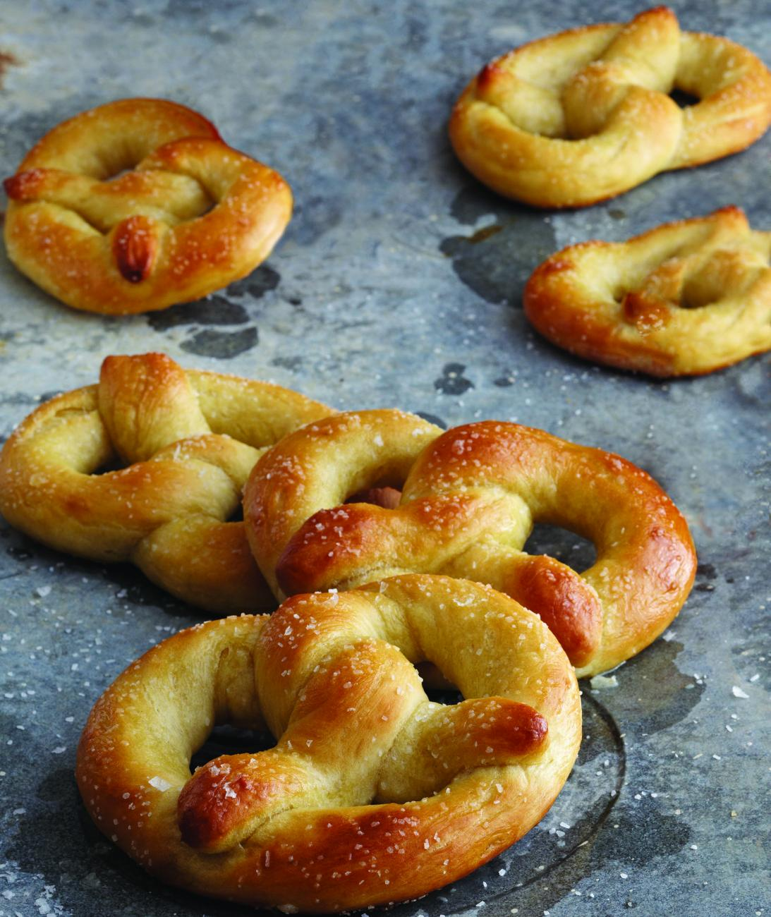 Recipe for Soft Pretzels