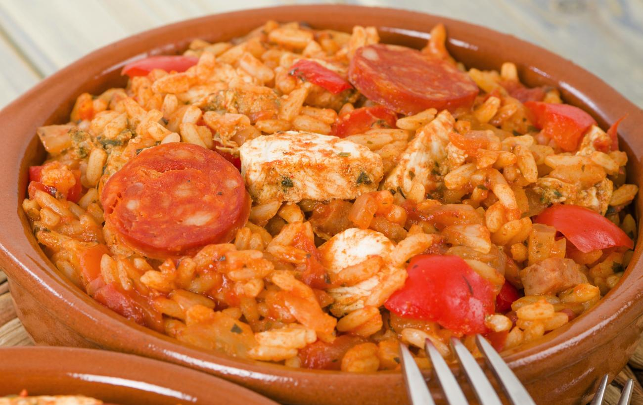 Recipe for Crockpot Jambalaya
