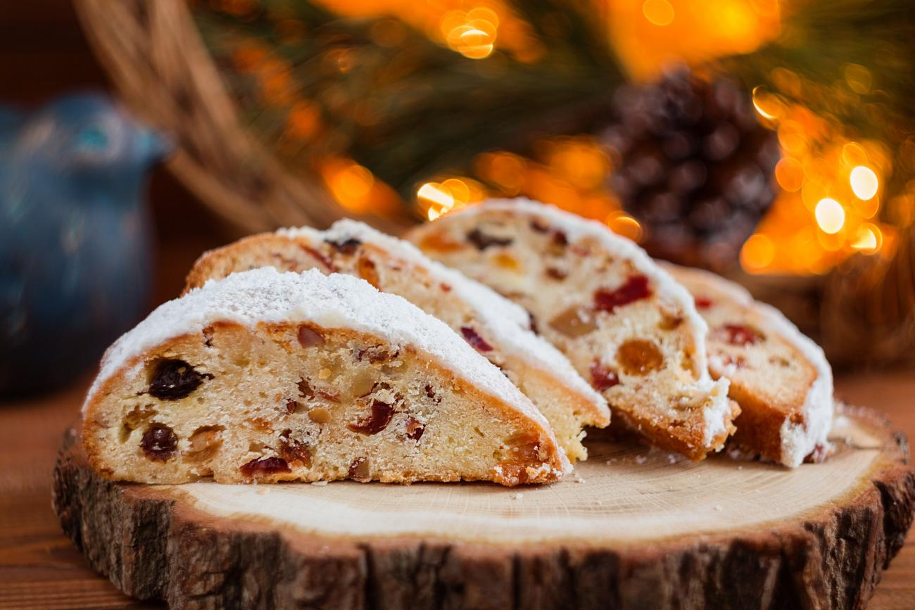 Recipe for Christmas Stollen