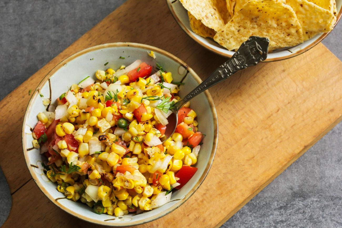 Recipe for Summer Salsa Salad