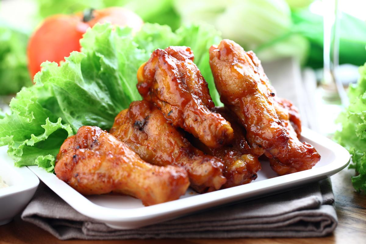 Recipe for Thai Chicken Wings