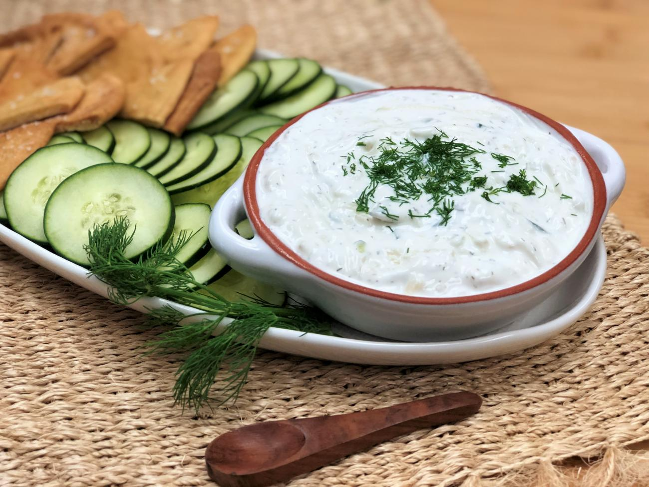 Recipe for Tzatziki