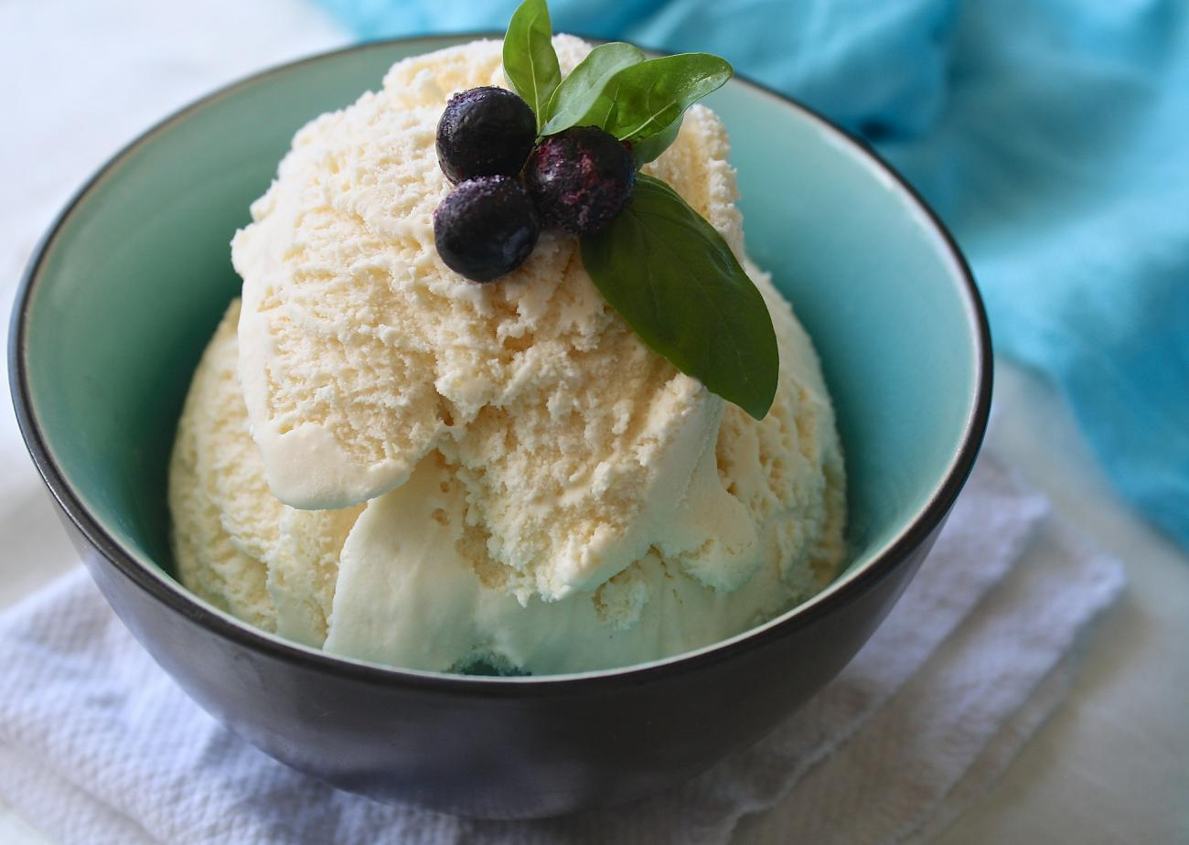 Recipe for Vanilla Ice Cream