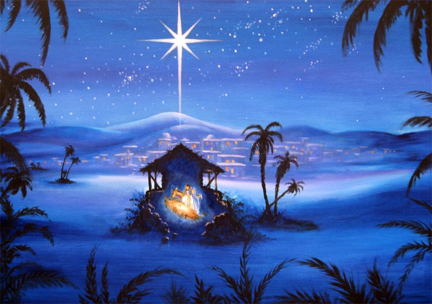 What Was The Star Of Bethlehem The Old Farmers Almanac