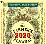 The 2020 Old Farmers Almanac