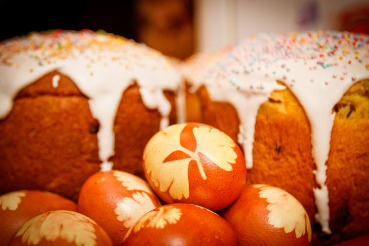What determines the date of easter in Perth