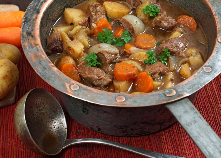 Irish Beef Stew. Photo by Sumners Graphics Inc./Getty Images