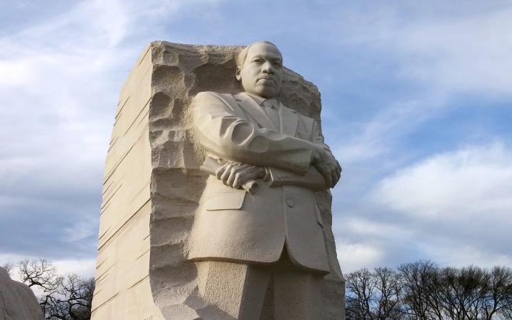 four steps in a nonviolent campaign mlk In any nonviolent campaign there are four basic steps: 1) collection of the facts to  determine whether injustices are alive 2) negotiation.