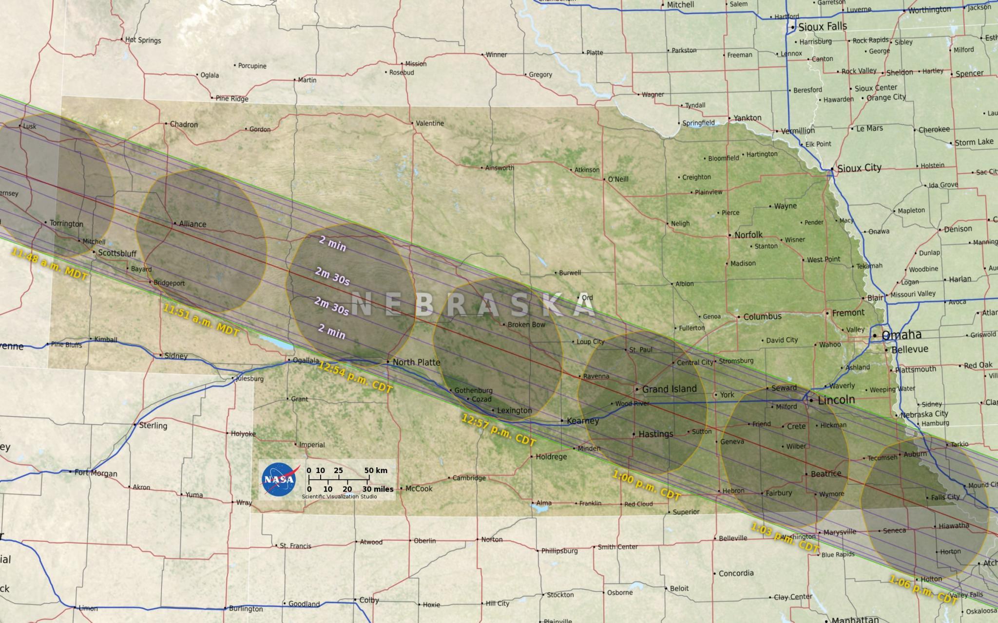 Total solar eclipse 2017 weather old farmer 39 s almanac for Weather forecast solar eclipse 2017