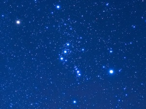 orion constellations