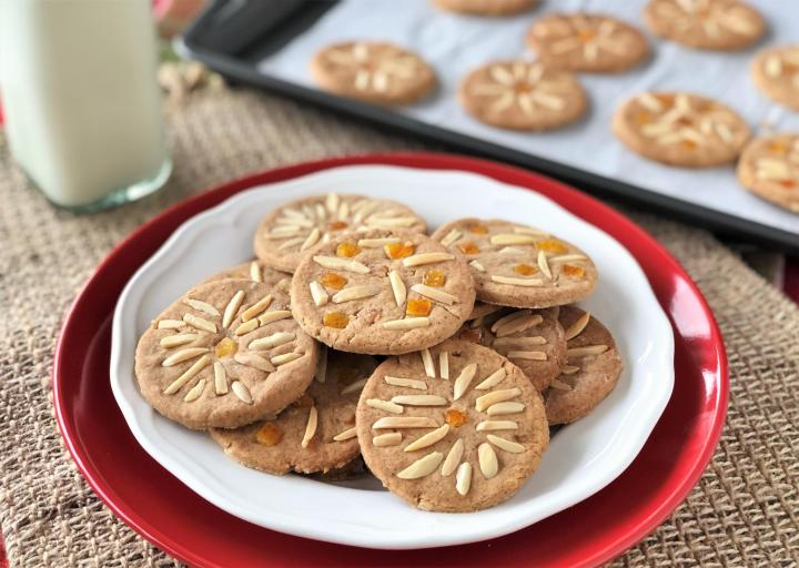 Speculaas Cookies. Photo by Sam Jones/Quinn Brein