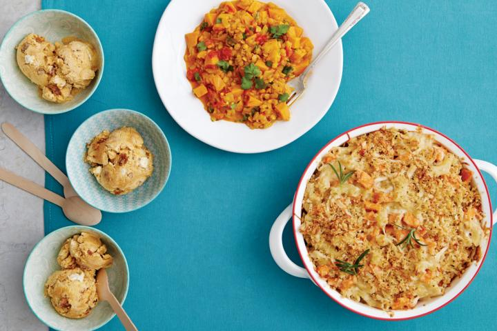 The old farmers almanac recipe contest cash prizes the old photo credit becky luigart stayner these three delicious dishes were the winners in the 2017 sweet potato contest forumfinder Gallery