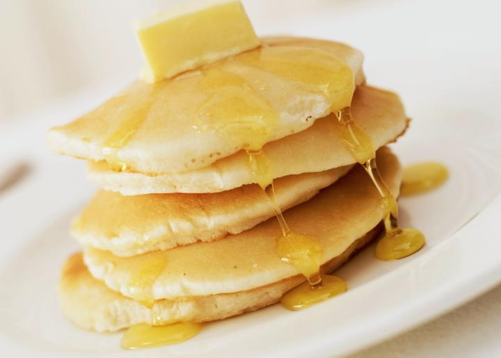 Buttermilk Pancakes. Photo by Stockbyte/Thinkstock.