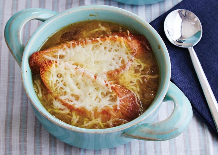 French Onion Soup. Photo by Becky Luigart-Stayner.