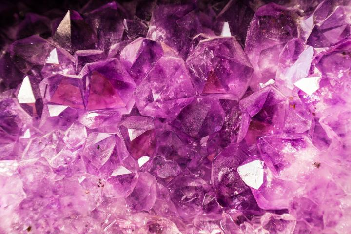Amethyst, February birthstone