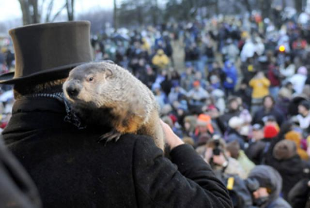 Groundhog Day 2021: Will Phil See His Shadow? | The Old Farmer's Almanac