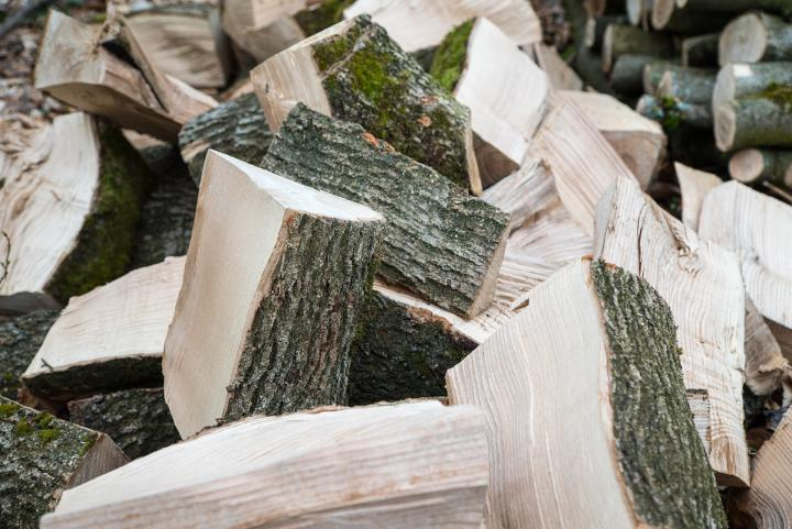 Best Firewood Heat Values And Wood Burning Tips The Old