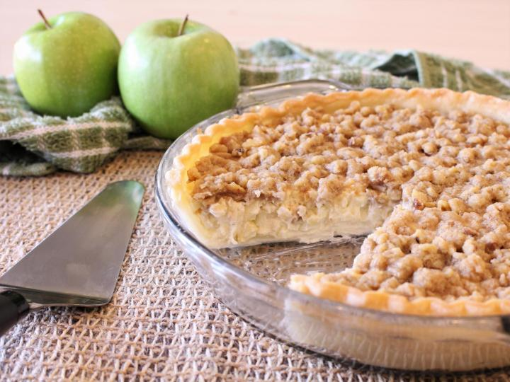 THANKSGIVING DESSERT RECIPES: PIES AND PUDDINGS: From Farmers Almanac
