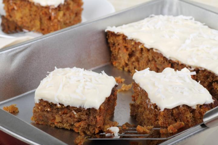 Best Ever Carrot Cake for Easter Dessert