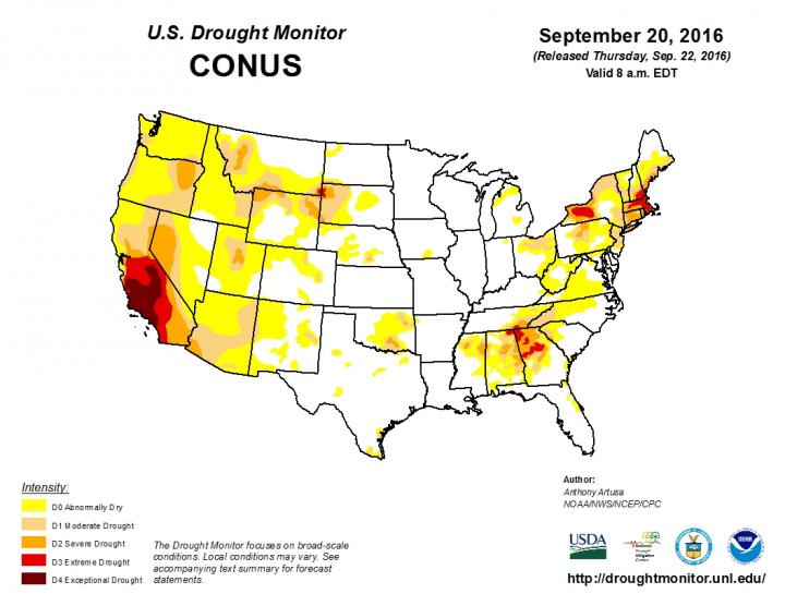 What To Expect From Fall Foliage This Year How Weather Affects - Us fall color map