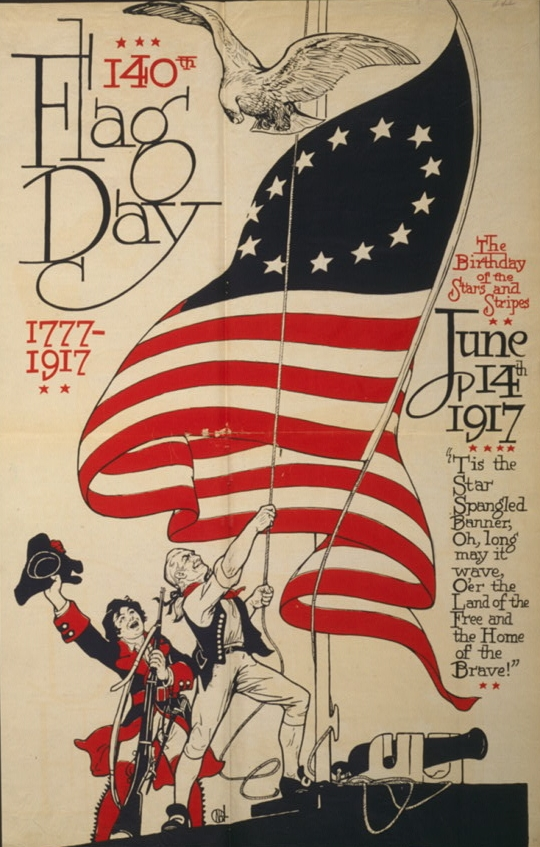 Poster courtesy of the Library of Congress