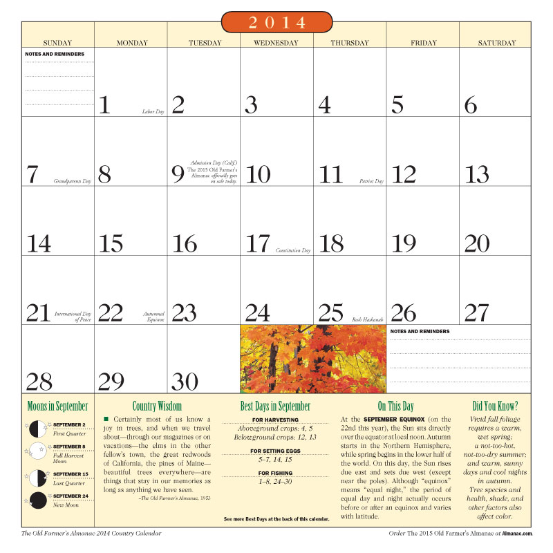 Gardening By The Moon Calendar The Old Farmers Almanac Download Pdf